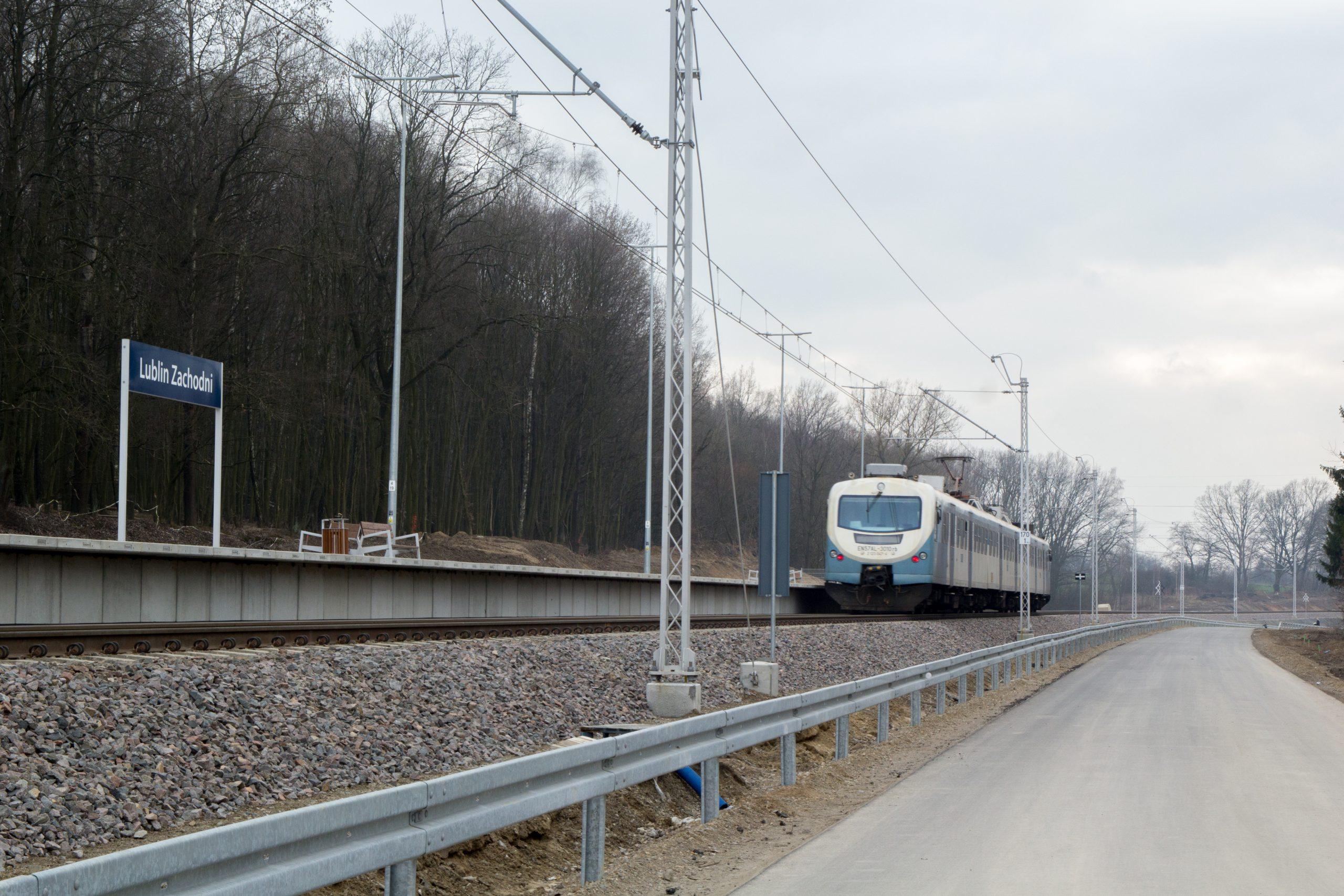 Przystanek Lublin Zachodni