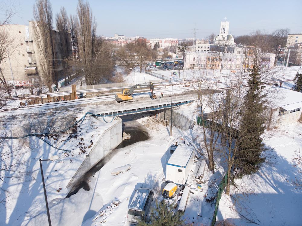 Most, Czerniejówka, Lublin